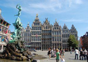 Dansweekend Antwerpen
