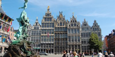 Antwerpen -- Grote Markt